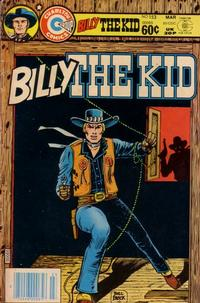 Cover Thumbnail for Billy the Kid (Charlton, 1957 series) #153