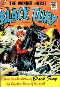 Cover Thumbnail for Black Fury (Charlton, 1955 series) #12