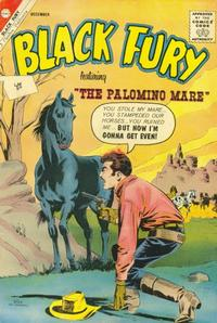 Cover Thumbnail for Black Fury (Charlton, 1955 series) #39