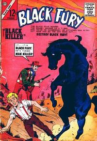 Cover Thumbnail for Black Fury (Charlton, 1955 series) #46