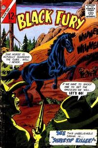 Cover Thumbnail for Black Fury (Charlton, 1955 series) #53
