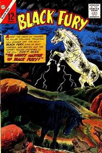 Cover Thumbnail for Black Fury (Charlton, 1955 series) #56