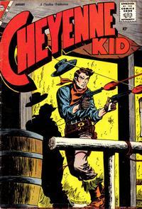 Cover Thumbnail for Cheyenne Kid (Charlton, 1957 series) #15