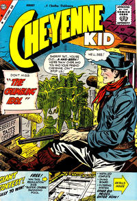 Cover Thumbnail for Cheyenne Kid (Charlton, 1957 series) #18