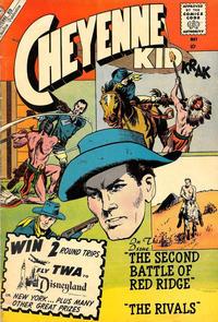 Cover Thumbnail for Cheyenne Kid (Charlton, 1957 series) #22