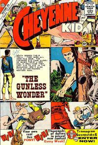 Cover Thumbnail for Cheyenne Kid (Charlton, 1957 series) #23