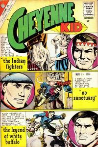 Cover Thumbnail for Cheyenne Kid (Charlton, 1957 series) #24
