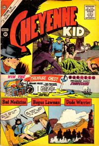 Cover Thumbnail for Cheyenne Kid (Charlton, 1957 series) #27