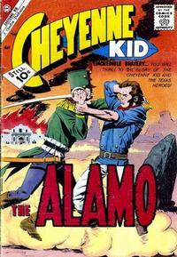 Cover Thumbnail for Cheyenne Kid (Charlton, 1957 series) #28