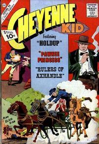 Cover Thumbnail for Cheyenne Kid (Charlton, 1957 series) #33
