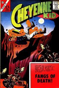 Cover Thumbnail for Cheyenne Kid (Charlton, 1957 series) #38