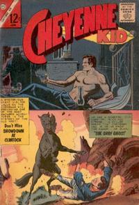 Cover Thumbnail for Cheyenne Kid (Charlton, 1957 series) #40