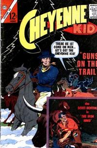 Cover Thumbnail for Cheyenne Kid (Charlton, 1957 series) #41