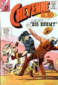 Cover Thumbnail for Cheyenne Kid (Charlton, 1957 series) #49