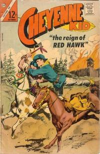 Cover Thumbnail for Cheyenne Kid (Charlton, 1957 series) #58
