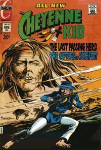 Cover Thumbnail for Cheyenne Kid (Charlton, 1957 series) #93