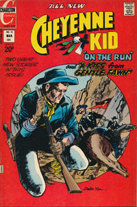 Cover for Cheyenne Kid (Charlton, 1957 series) #95