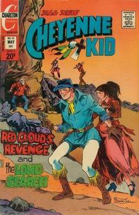 Cover Thumbnail for Cheyenne Kid (Charlton, 1957 series) #96