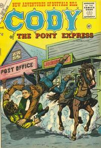 Cover Thumbnail for Cody of the Pony Express (Charlton, 1955 series) #9