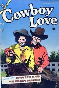 Cover Thumbnail for Cowboy Love (Charlton, 1955 series) #28