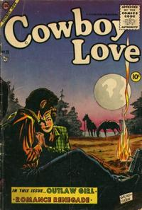 Cover for Cowboy Love (Charlton, 1955 series) #29