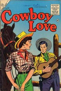 Cover Thumbnail for Cowboy Love (Charlton, 1955 series) #31