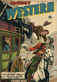 Cover Thumbnail for Cowboy Western (Charlton, 1954 series) #50