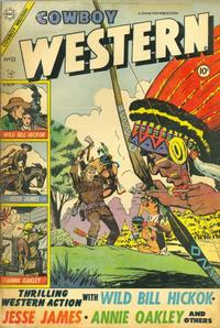 Cover Thumbnail for Cowboy Western (Charlton, 1954 series) #53