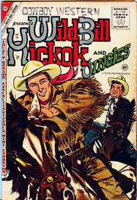 Cover for Cowboy Western (Charlton, 1954 series) #59
