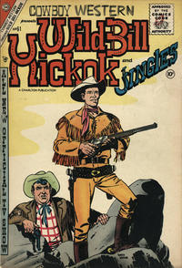 Cover Thumbnail for Cowboy Western (Charlton, 1954 series) #61