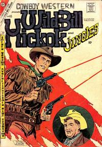 Cover Thumbnail for Cowboy Western (Charlton, 1954 series) #65