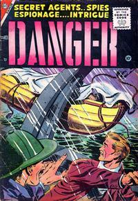 Cover Thumbnail for Danger (Charlton, 1955 series) #14