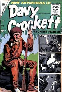 Cover Thumbnail for Davy Crockett (Charlton, 1955 series) #3