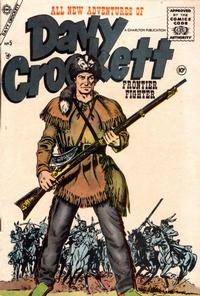 Cover Thumbnail for Davy Crockett (Charlton, 1955 series) #5
