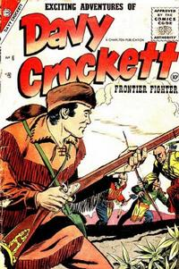 Cover Thumbnail for Davy Crockett (Charlton, 1955 series) #6