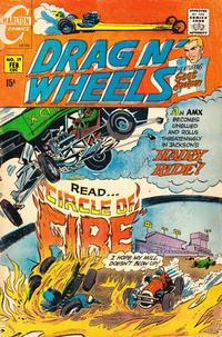 Cover Thumbnail for Drag N' Wheels (Charlton, 1968 series) #39