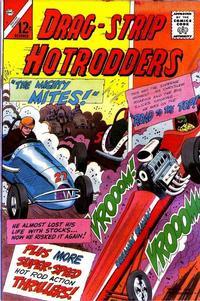 Cover Thumbnail for Drag-Strip Hotrodders (Charlton, 1963 series) #6