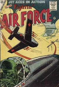 Cover Thumbnail for Fightin' Air Force (Charlton, 1956 series) #3