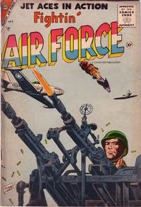 Cover Thumbnail for Fightin' Air Force (Charlton, 1956 series) #4