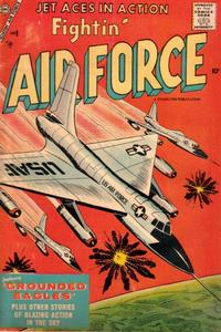 Cover Thumbnail for Fightin' Air Force (Charlton, 1956 series) #8