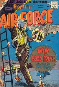 Cover Thumbnail for Fightin' Air Force (Charlton, 1956 series) #14