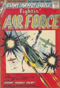 Cover Thumbnail for Fightin' Air Force (Charlton, 1956 series) #15