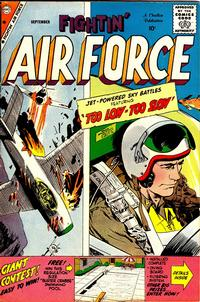 Cover Thumbnail for Fightin' Air Force (Charlton, 1956 series) #17