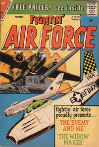 Cover Thumbnail for Fightin' Air Force (Charlton, 1956 series) #18