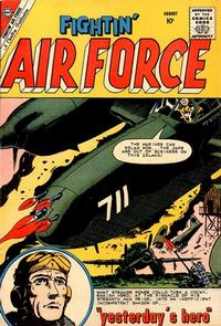 Cover Thumbnail for Fightin' Air Force (Charlton, 1956 series) #22