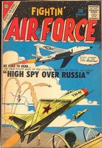 Cover Thumbnail for Fightin' Air Force (Charlton, 1956 series) #24