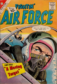 Cover Thumbnail for Fightin' Air Force (Charlton, 1956 series) #27