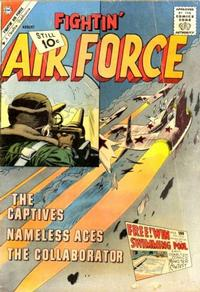 Cover Thumbnail for Fightin' Air Force (Charlton, 1956 series) #28