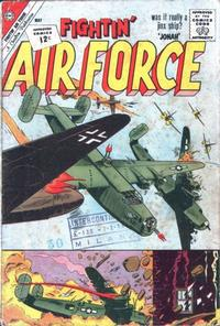 Cover Thumbnail for Fightin' Air Force (Charlton, 1956 series) #32