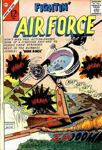 Cover Thumbnail for Fightin' Air Force (Charlton, 1956 series) #38